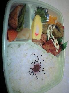 お昼ご飯(^O^)/