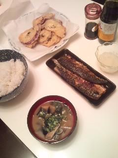 晩ご飯(>_<)