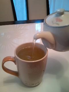 俺とお茶しない?