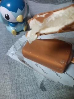 きな粉餅アイスクリーム