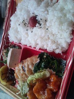 お昼ご飯です♪