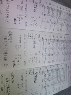 土曜日と日曜日は100円day