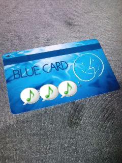 書店にてポイントカード作りましたッ!