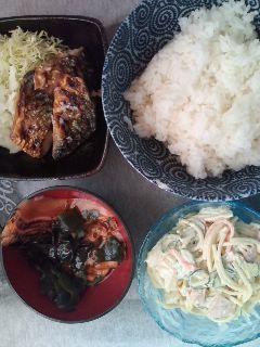 今夜のディナー☆