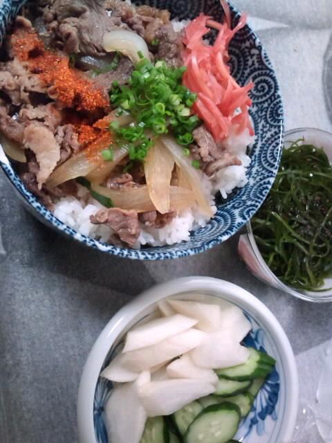 リベンジ・牛丼ッ!