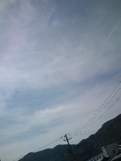 今日は暑かったねぇ。