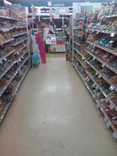 夕方に行くスーパーを変えましたァ!