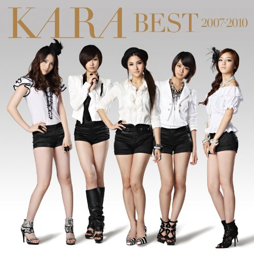 今、NHKの番組にKARA登場!