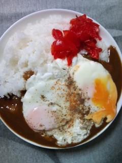 夜のディナー☆
