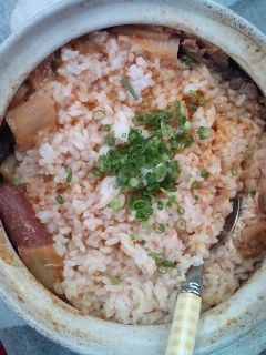 キムチ鍋(2)