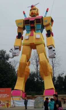 中国の名前=ロボット