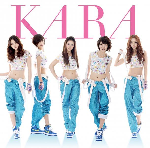 今週こそ日本に来るKARA(から)!