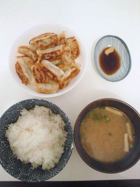 餃子!!!