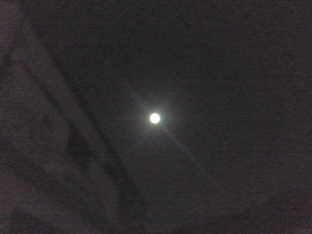 今宵も満月☆