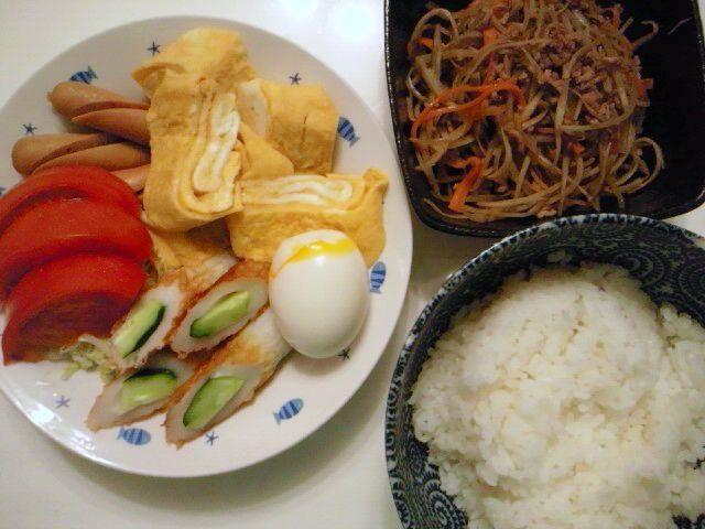 火曜日のディナー☆