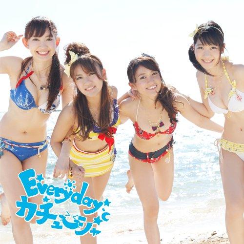 AKB48/Everyday、カチューシャ