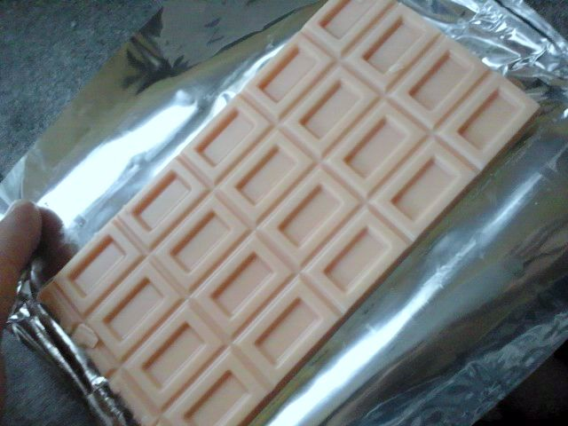 チョコっとだけよ♪(笑)