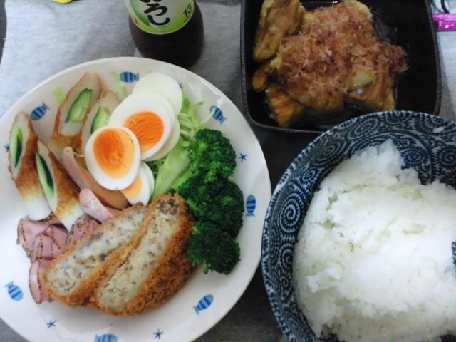 水曜日のディナー☆