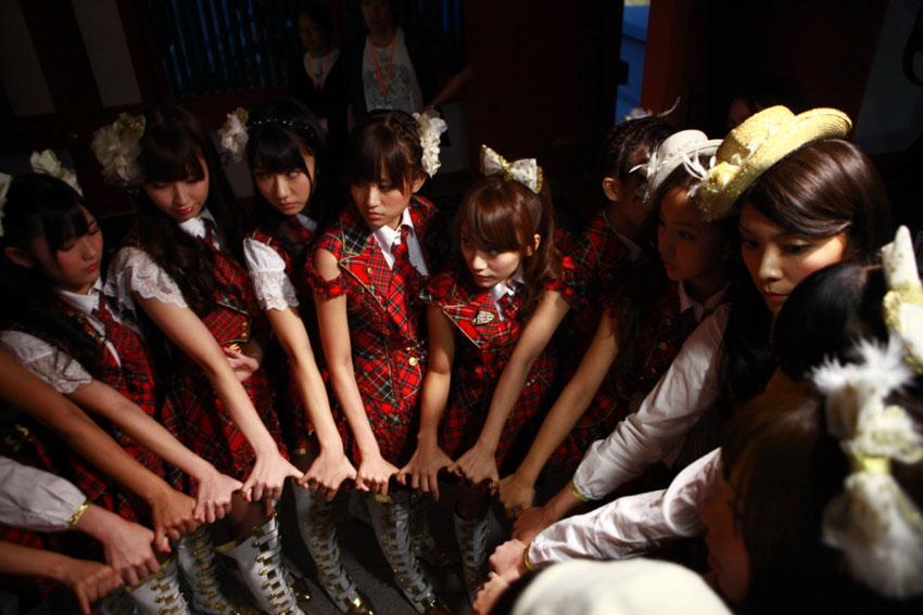 AKB48メンバーたちのコメント