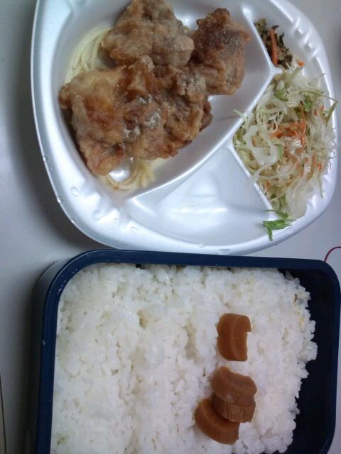 晩ご飯なり〜!