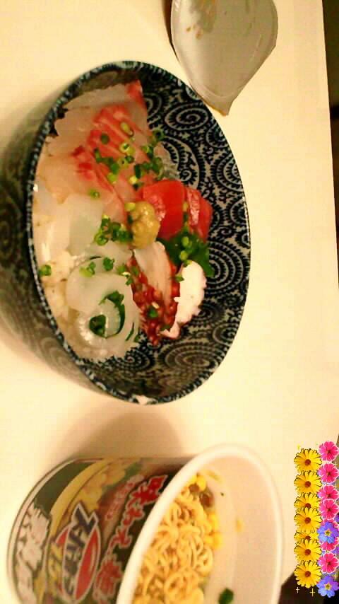 オリジナル海鮮丼!