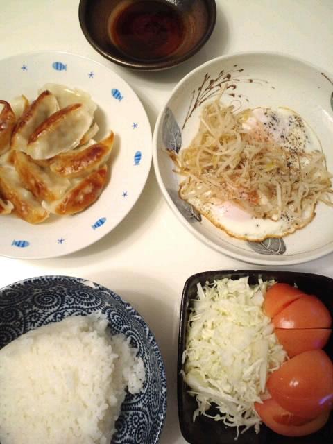 週末のディナー☆