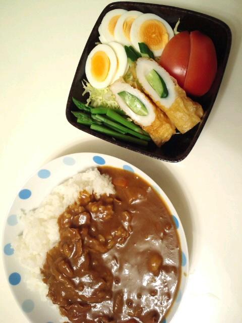 週末の晩ご飯☆