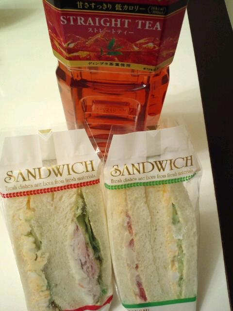サンドイッチん♪