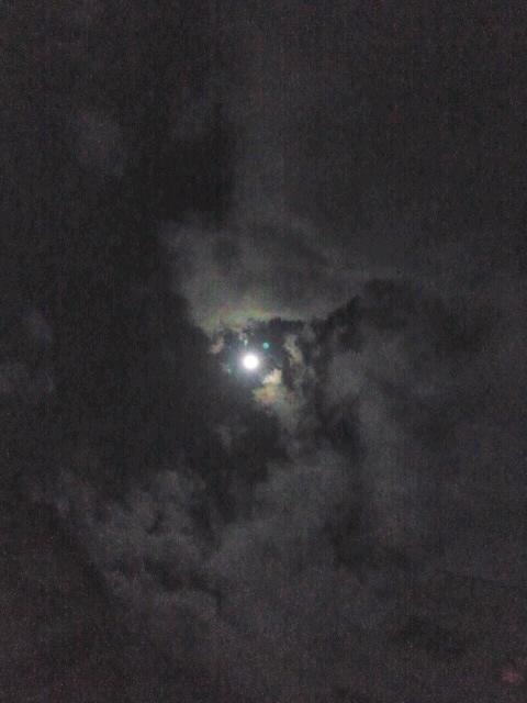 月のあかり...☆