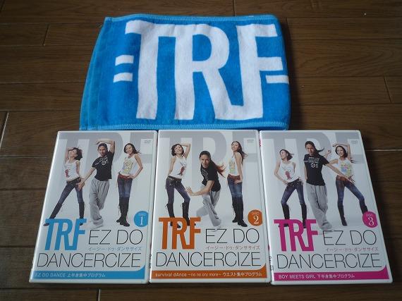TRFダンスサイズ!