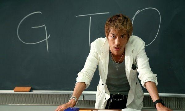 GTO2012年版/第1話から観てる。